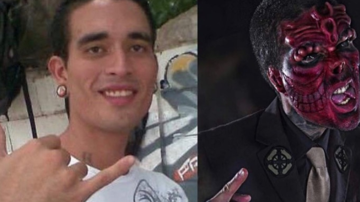 Instagram: Un venezolano que vive en Orense se opera para parecerse a Red Skull