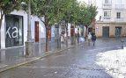 Pista de hielo de Navidad, el 'salvavidas' del comercio tradicional de Cádiz