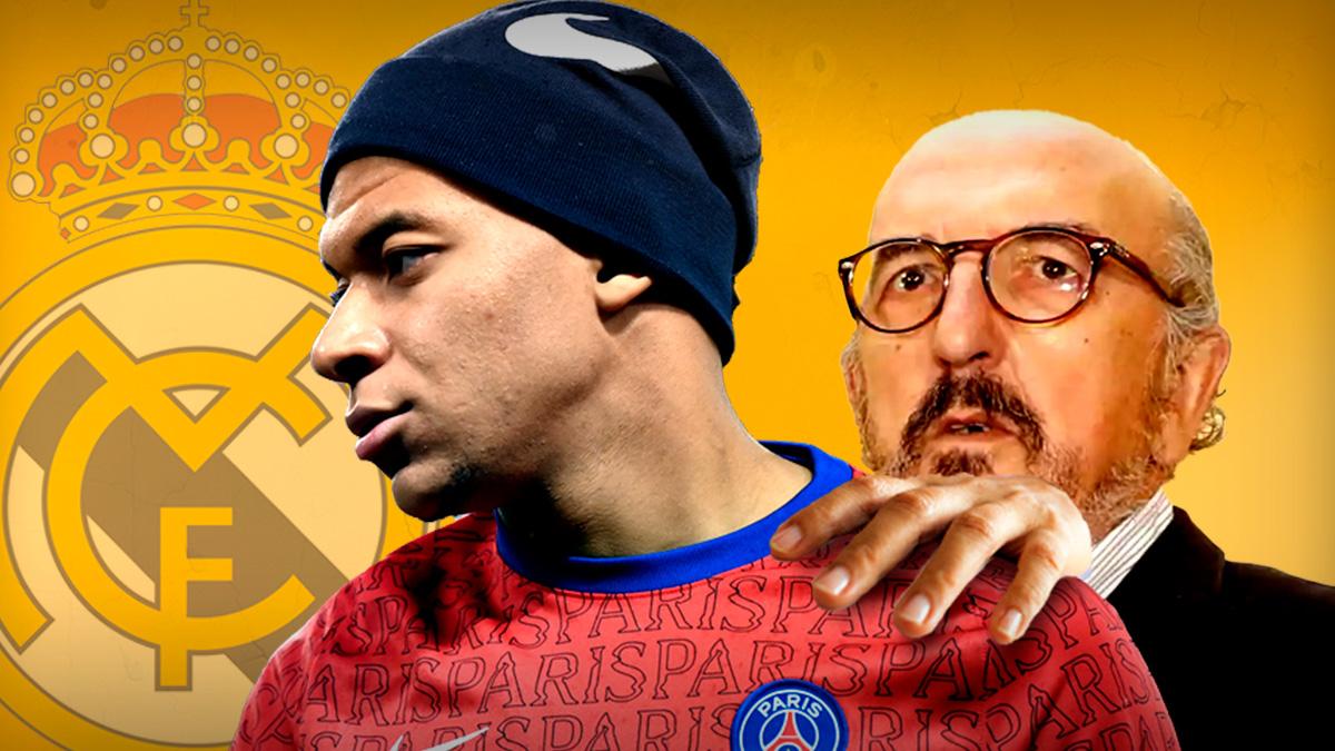 Roures puede llevar a Mbappé al Real Madrid.