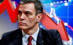 Sánchez engorda la crisis del Estado en 100.000 millones de euros desde que arrancó la crisis