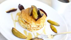 Tortitas de almendras sin gñuten