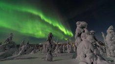 Curiosidades: aurora boreal
