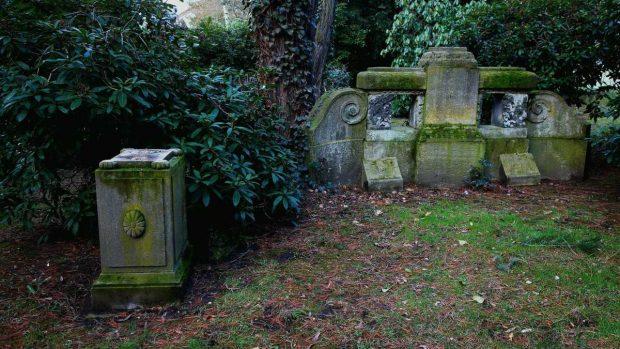 Cementerios naturales