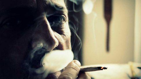 Efectos de fumar y arrugas