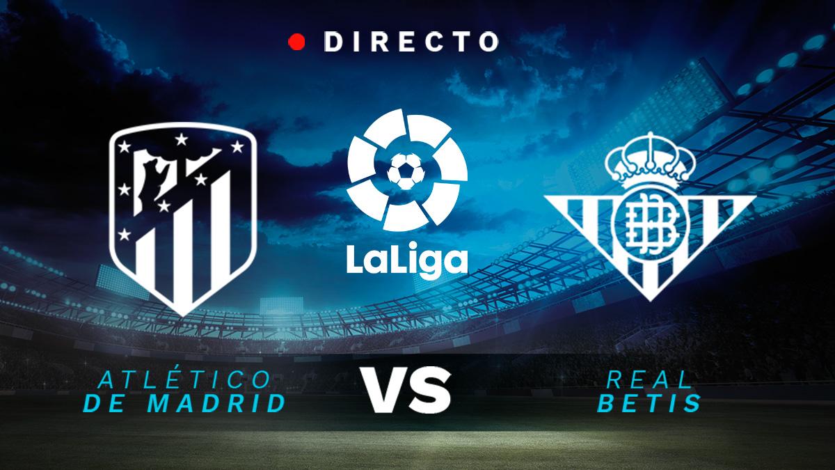 Atlético – Betis: jornada 7 de la Liga Santander