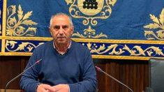 Antonio Nogales, alcalde de Pedrera (Sevilla)