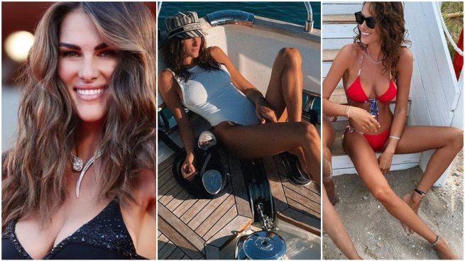 Francesca Sofia Novello, en fotos de Instagram.