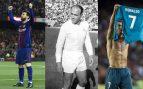 ¿Quiénes son los máximos goleadores en los Clásicos?