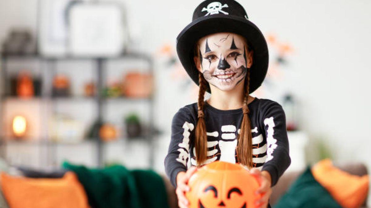 Diferentes ideas para pasar Halloween en casa con los niños