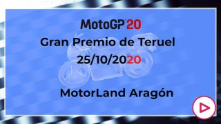 horario tv motogp teruel