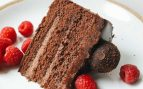 Nude cake de café y chocolate