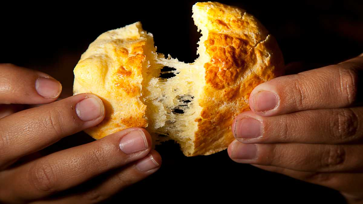 Receta de Pan de yuca
