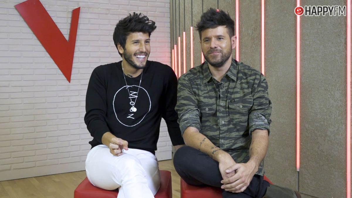Sebastián Yatra y Pablo López