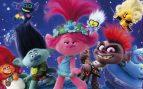 Una imagen promocional de la secuela de 'Trolls'.