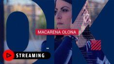 Un día después de la moción censura: 'HOY RESPONDE' Macarena Olona