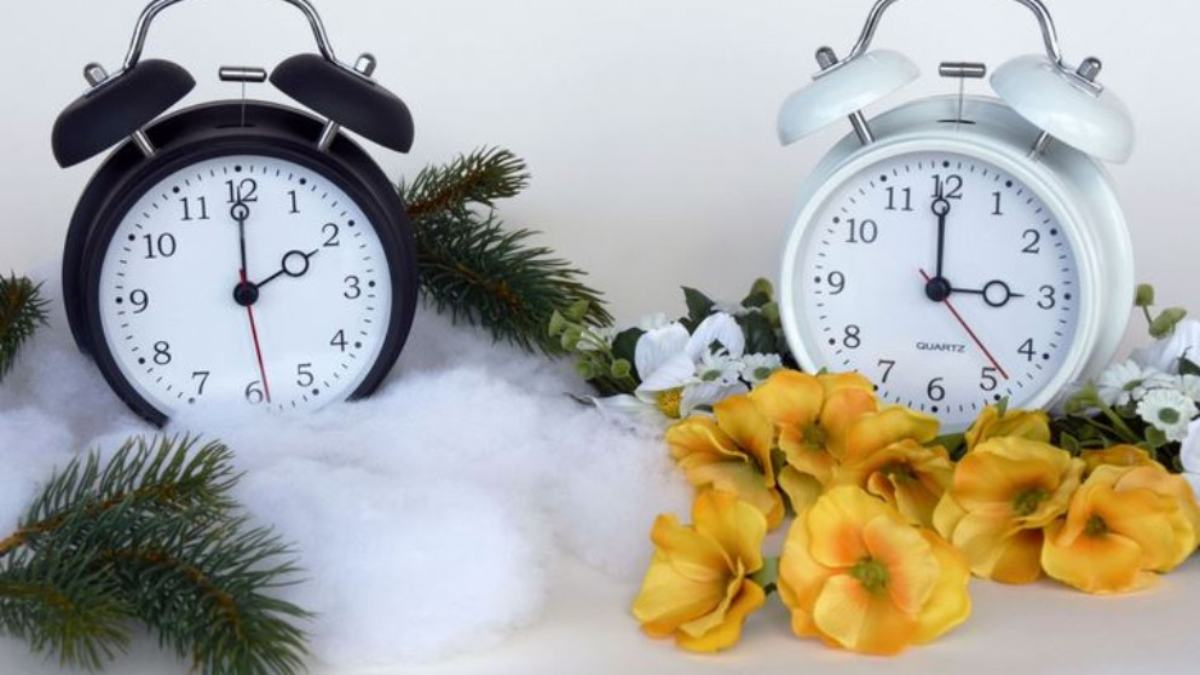 Uhrumstellung Winterzeit 2021