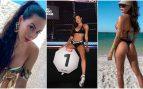 Camila Oliveira en fotos de Instagram.