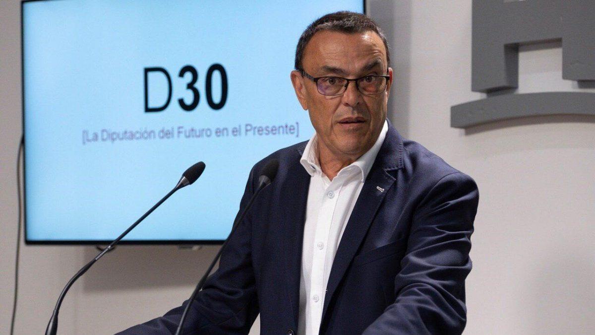 Huelva.- Coronavirus.- Caraballo pide por carta a Moreno fondos para 13 municipios entre 5.000 y 20.000 habitantes