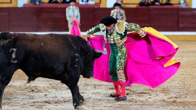 Antonio Ferrera en Badajoz (Foto: EFE)