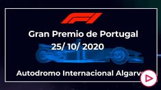 Horario Gran Premio de Portugal de F1.