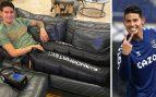Normatec, el futurista aparato con el que James Rodríguez trata de acelerar su recuperación