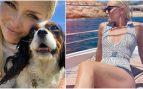 Lindsey Vonn, en fotos de Instagram.