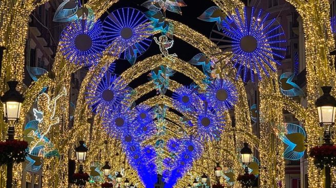 Málaga encenderá sus luces de Navidad el 27 de noviembre