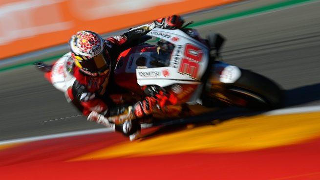 Nakagami MotoGP Teruel