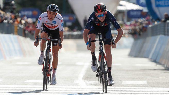 Clasificacion Giro de Italia
