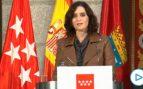 Ayuso anuncia que el toque de queda en la Comunidad de Madrid se mantiene a las 00:00 horas