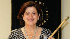 Antonia Muñoz, ex alcaldesa de Manilva (Málaga).