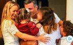 Leopoldo López ya está en Madrid desde donde continuará su activismo político contra Maduro