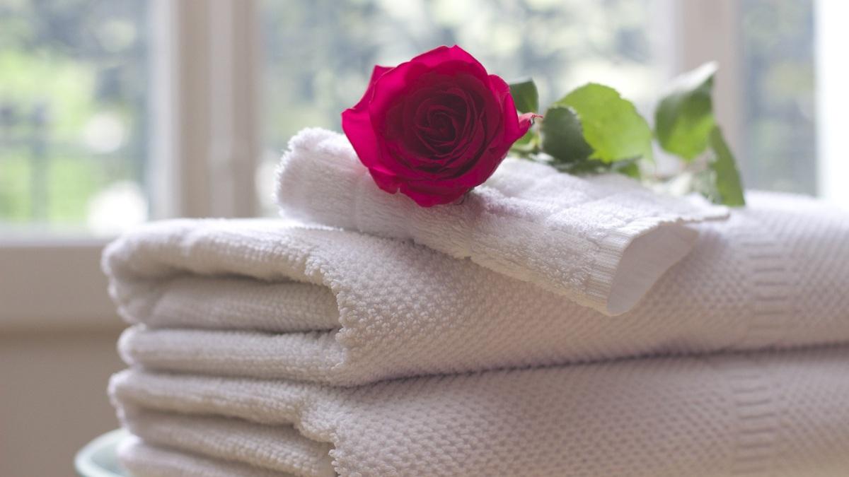 Cómo secar las toallas para que no huelan a humedad