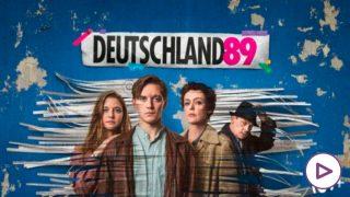 'Deutschland 89' llega mañana, martes 27 de octubre, a Movistar+