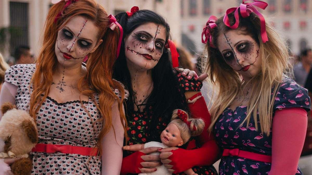 El terror es el tema estrella en Halloween