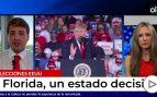 Zalba: «Florida es un estado decisivo y la comunidad hispana es profundamente conservadora»