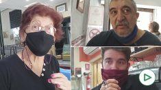Hosteleros de Sevilla valoran el impacto del toque de queda en el sector.