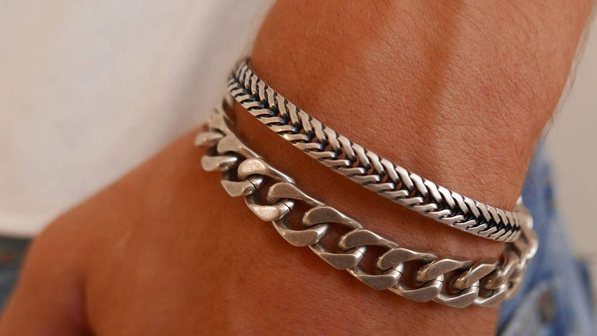 La plata es uno de los materiales más utilizados en joyas