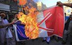 Llamamiento en los países árabes para boicotear los productos franceses