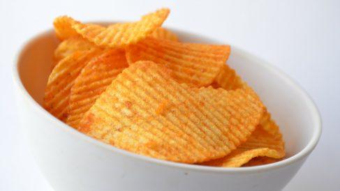 mejores patatas fritas al microondas