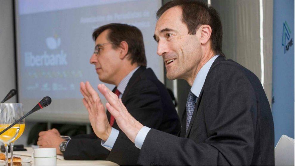 Manuel Menéndez, CEO de Liberbank
