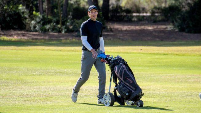 Nadal golf