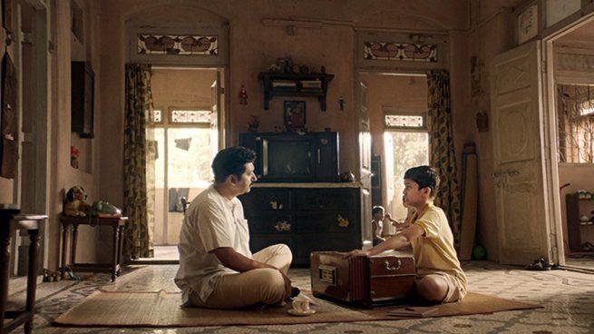 Fotograma de 'El discípulo', producida por Alfonso Cuarón, que se presenta hoy en la Semana Internacional de Cine de Valladolid (Seminci).