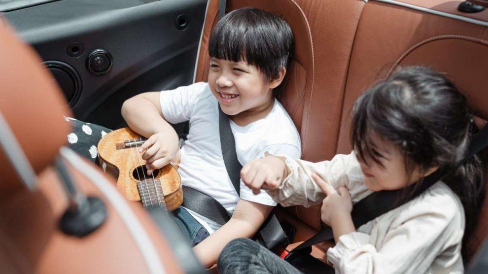 La seguridad en carretera es imprescindible para los niños
