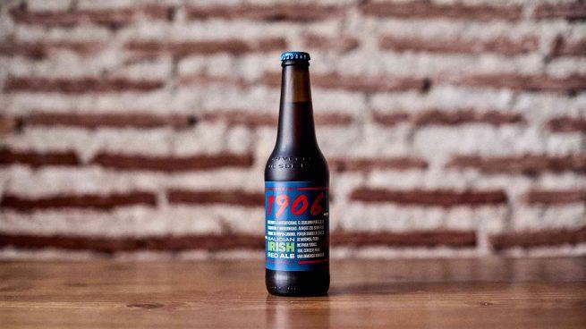 """La gama de Cervezas 1906 incorpora un nuevo miembro a su familia: """"La Pelirroja"""""""