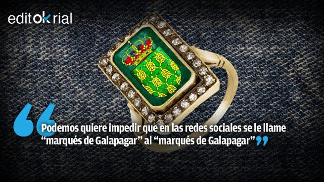 «Marqués de Galapagar», un título ganado a pulso