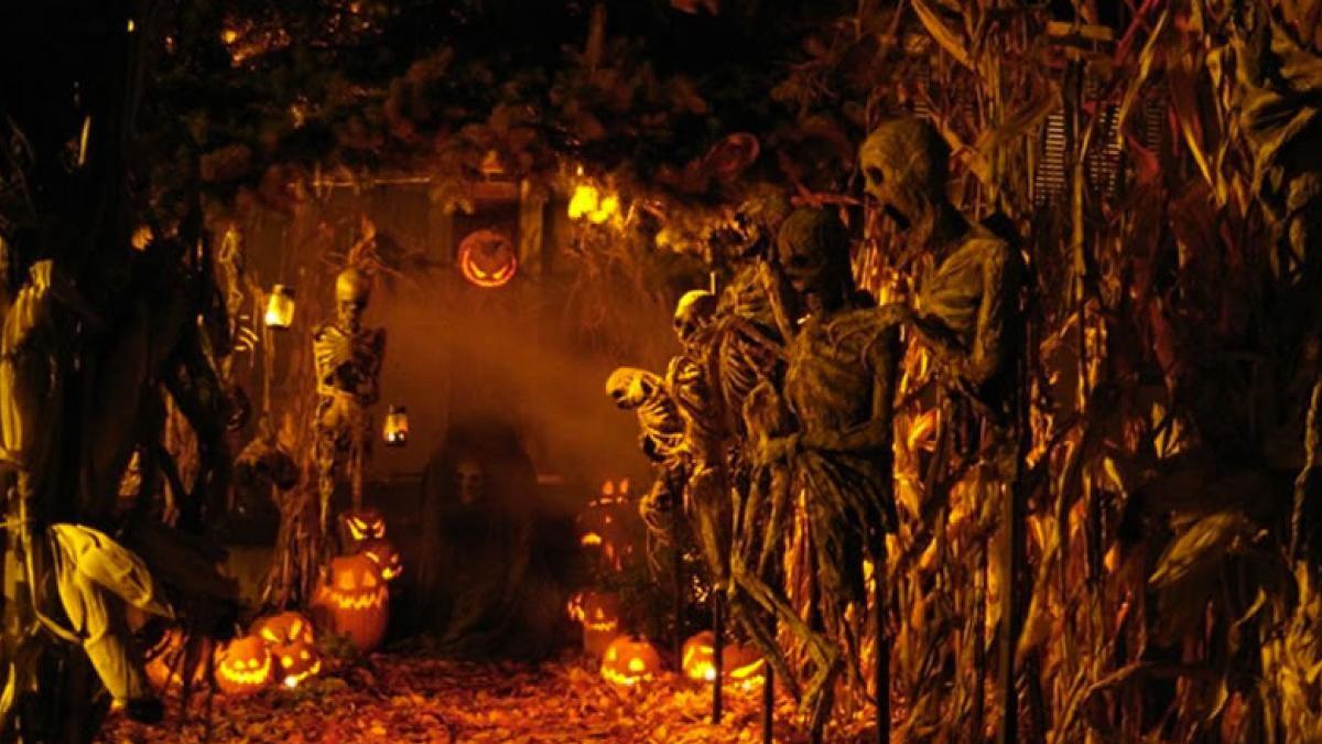 Se acerca Halloween 2020