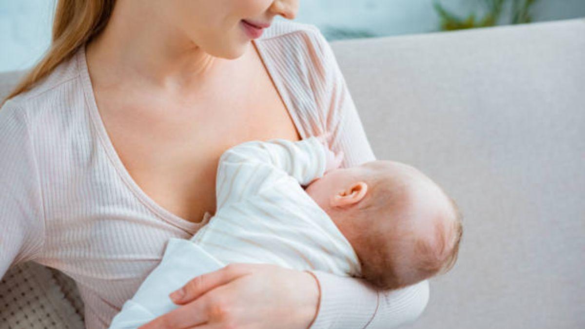 De qué manera la lactancia materna puede hacer que se pierda peso