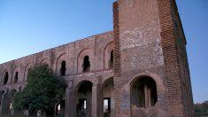 Monasterio abandonado de Carmona