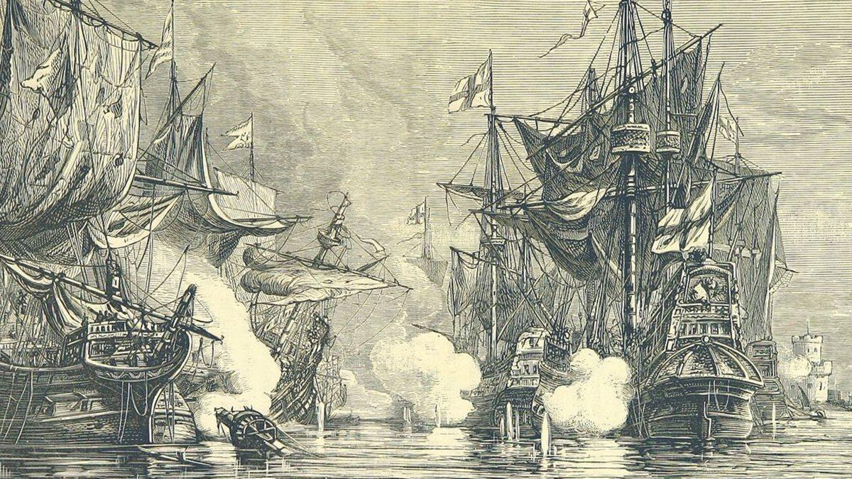 Época de los piratas